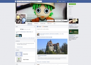 správa FB stránok