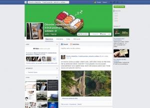 reklama na Facebook stránke
